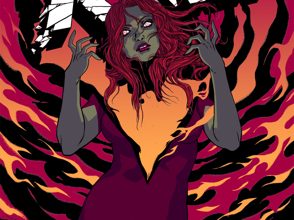Comics Wallpaper: Dark Phoenix