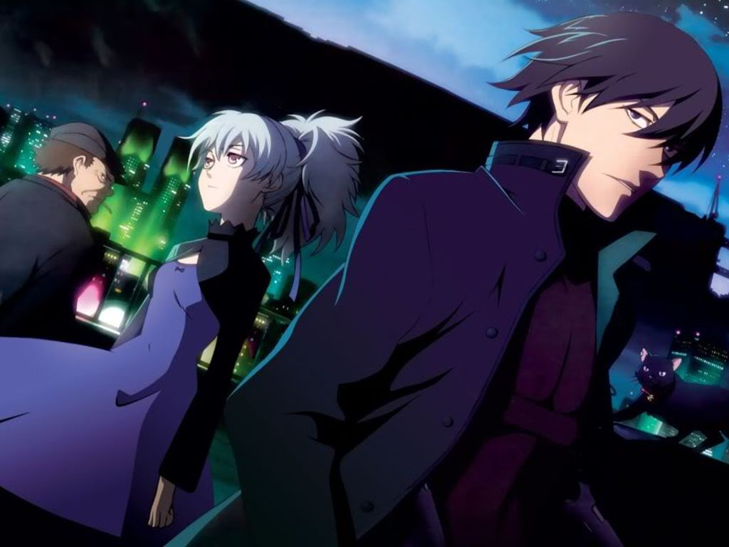 Comics Wallpaper: Darker than Black