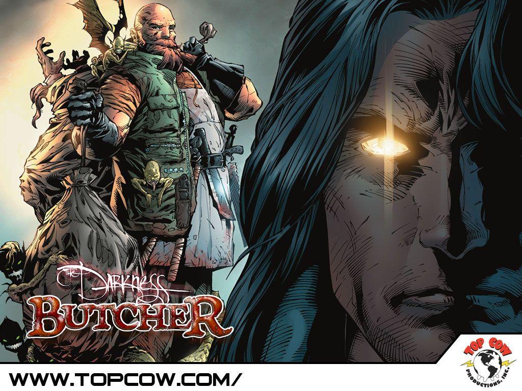 Comics Wallpaper: Darkness - Butcher