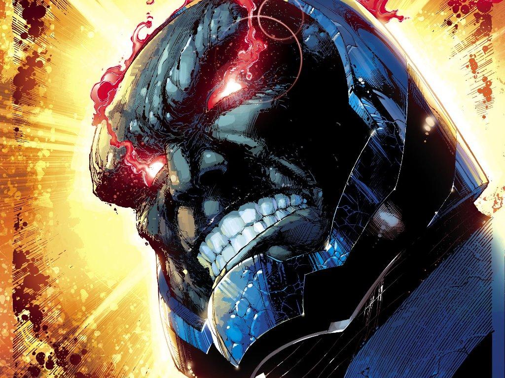 Comics Wallpaper: Darkseid