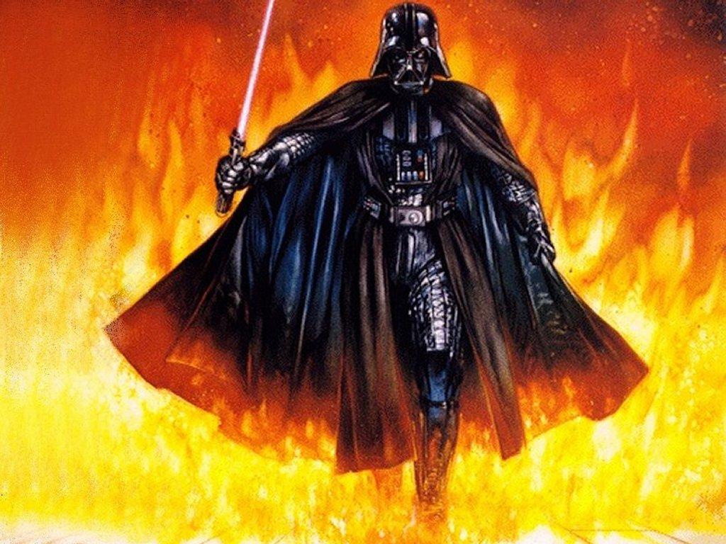 Comics Wallpaper: Darth Vader