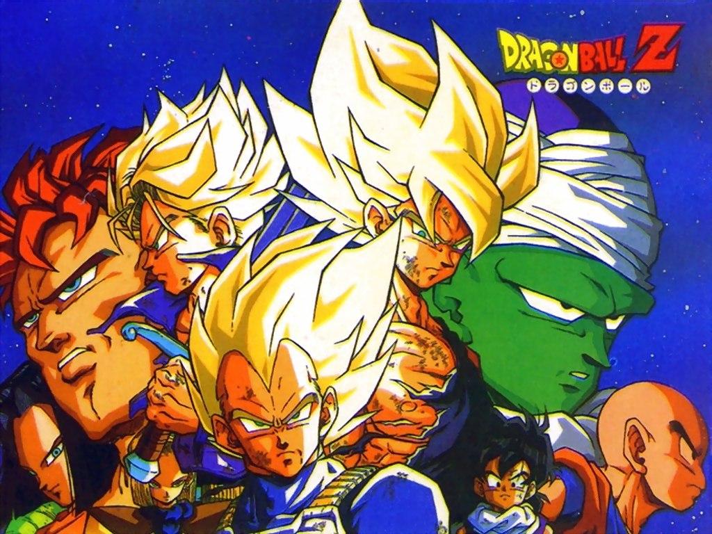 Comics Wallpaper: Dragonball Z
