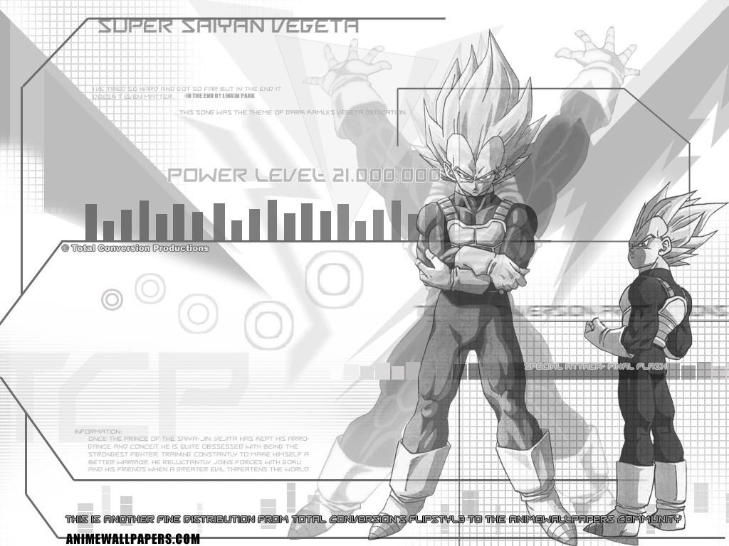 Comics Wallpaper: DBZ - Vegeta