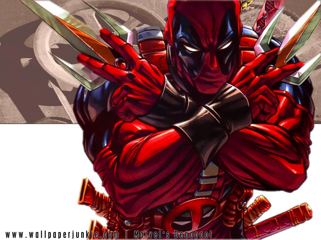 Comics Wallpaper: Deadpool