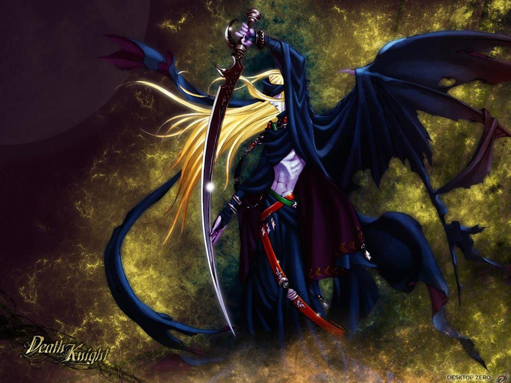 Comics Wallpaper: Death Knight