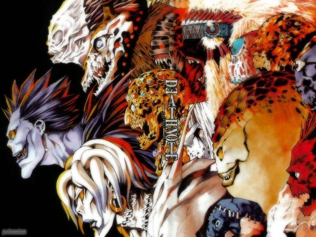 Comics Wallpaper: Death Note