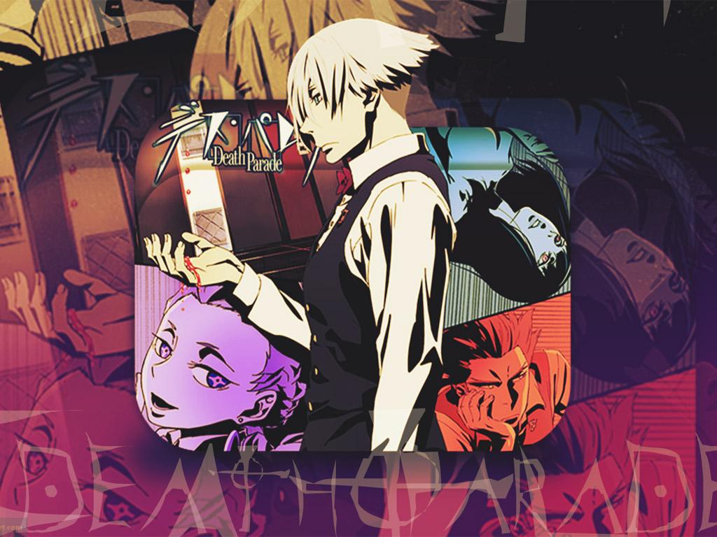 Comics Wallpaper: Death Parade
