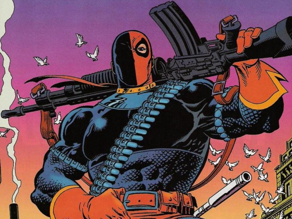 Comics Wallpaper: Deathstroke