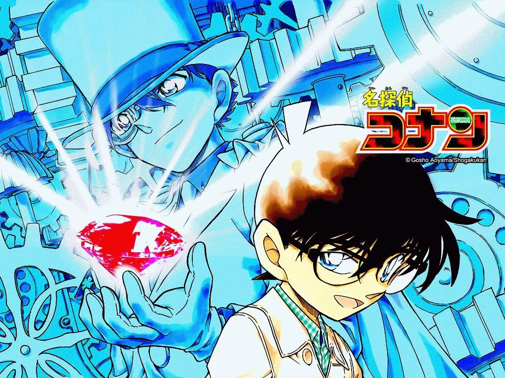 Comics Wallpaper: Detective Conan