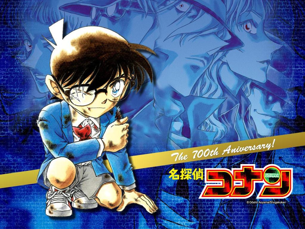 Comics Wallpaper: Detective Conan - Case Closed