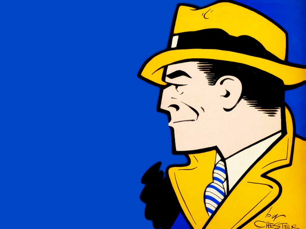 Comics Wallpaper: Dick Tracy