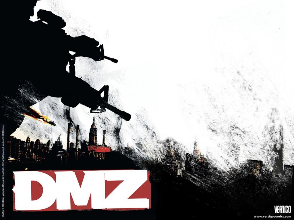 Comics Wallpaper: DMZ