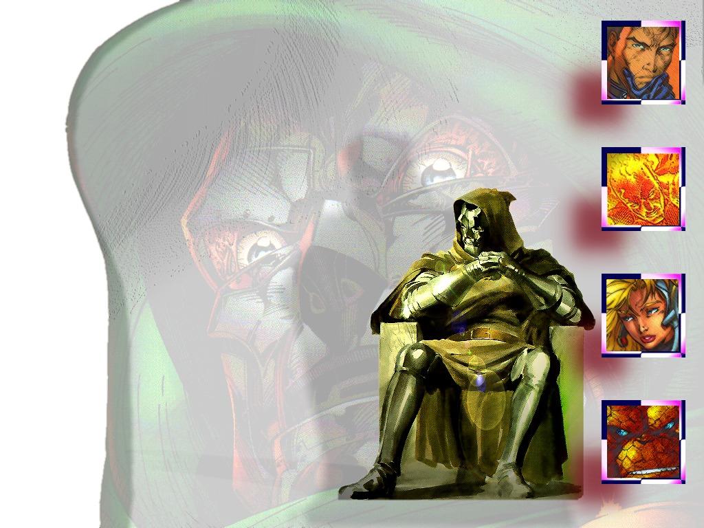 Comics Wallpaper: Doctor Doom