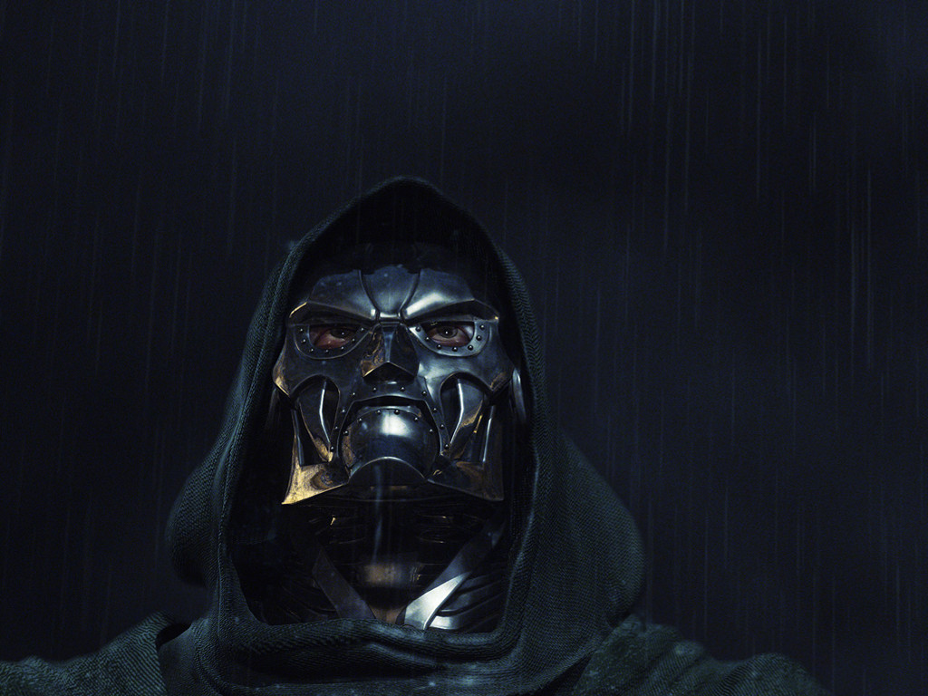 Comics Wallpaper: Doctor Doom