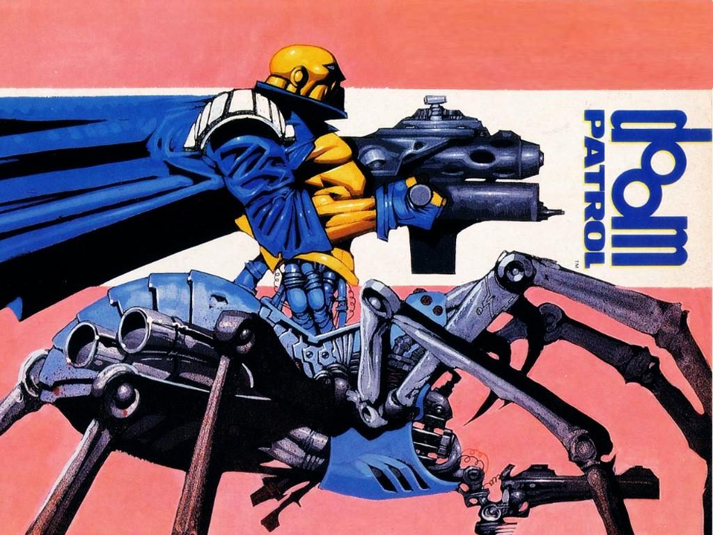 Comics Wallpaper: Doom Patrol
