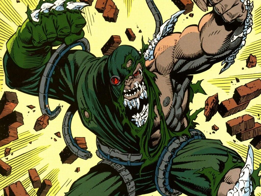 Comics Wallpaper: Doomsday