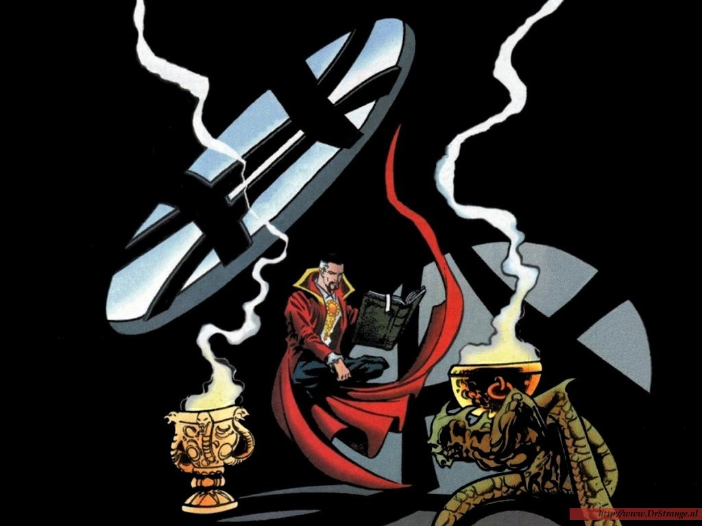 Comics Wallpaper: Dr. Strange