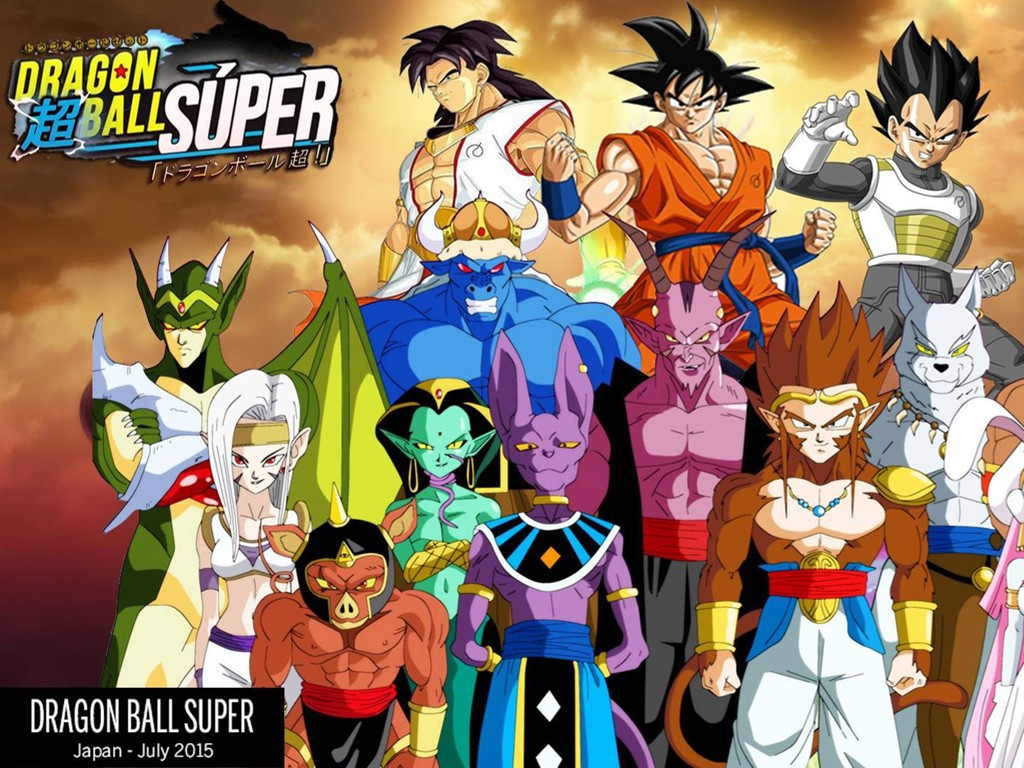Comics Wallpaper: Dragon Ball Super