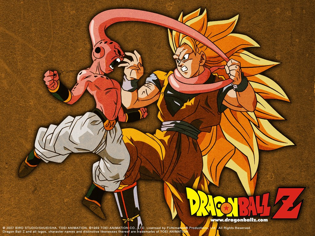 Comics Wallpaper: Dragon Ball Z