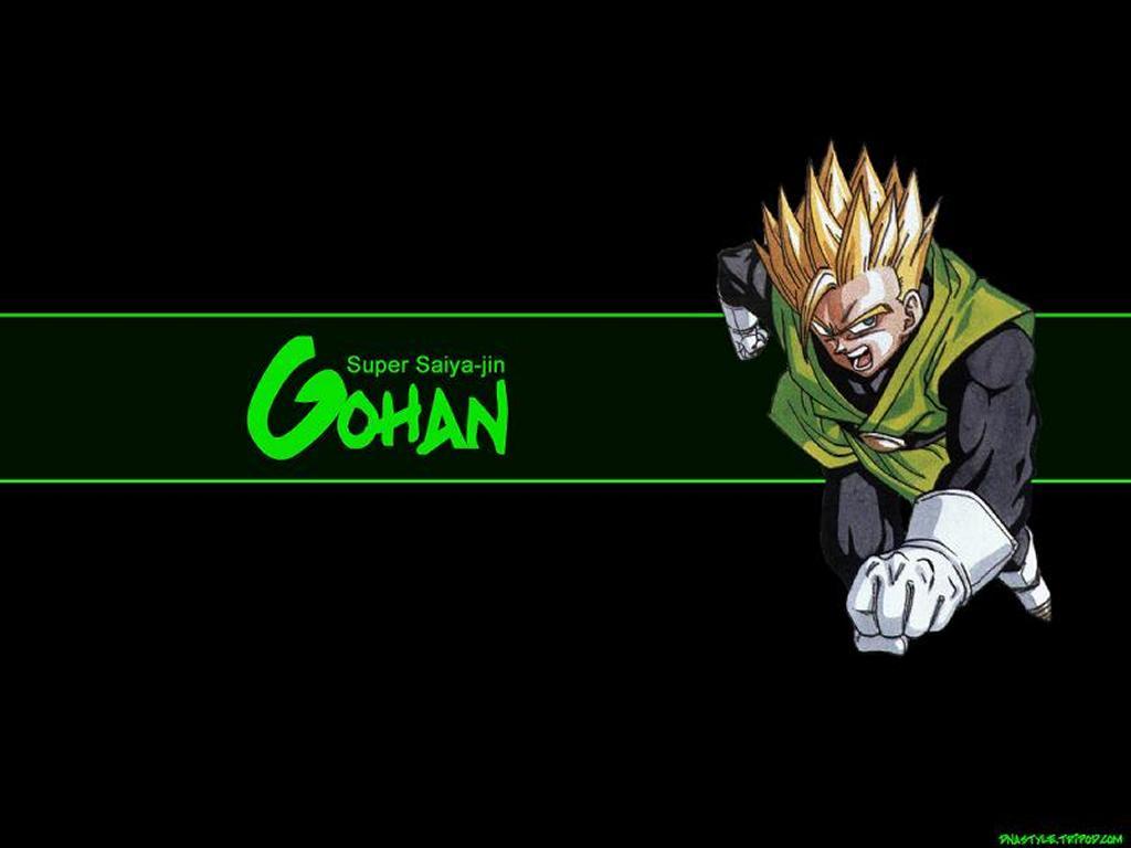 Comics Wallpaper: Dragonball - Gohan