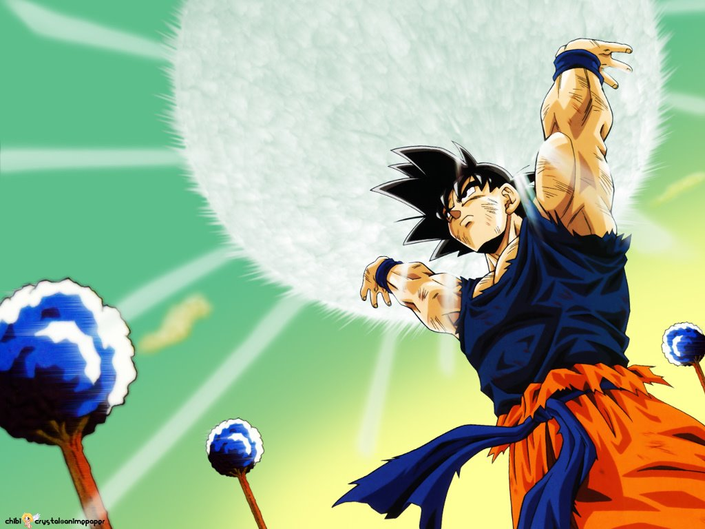 Comics Wallpaper: Dragon Ball Z