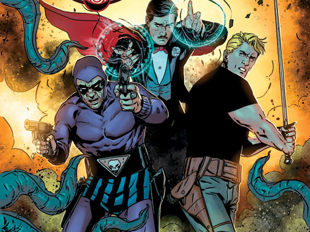 Comics Wallpaper: Kings Watch