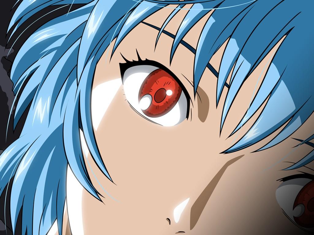 Comics Wallpaper: Evangelion - Ayanami
