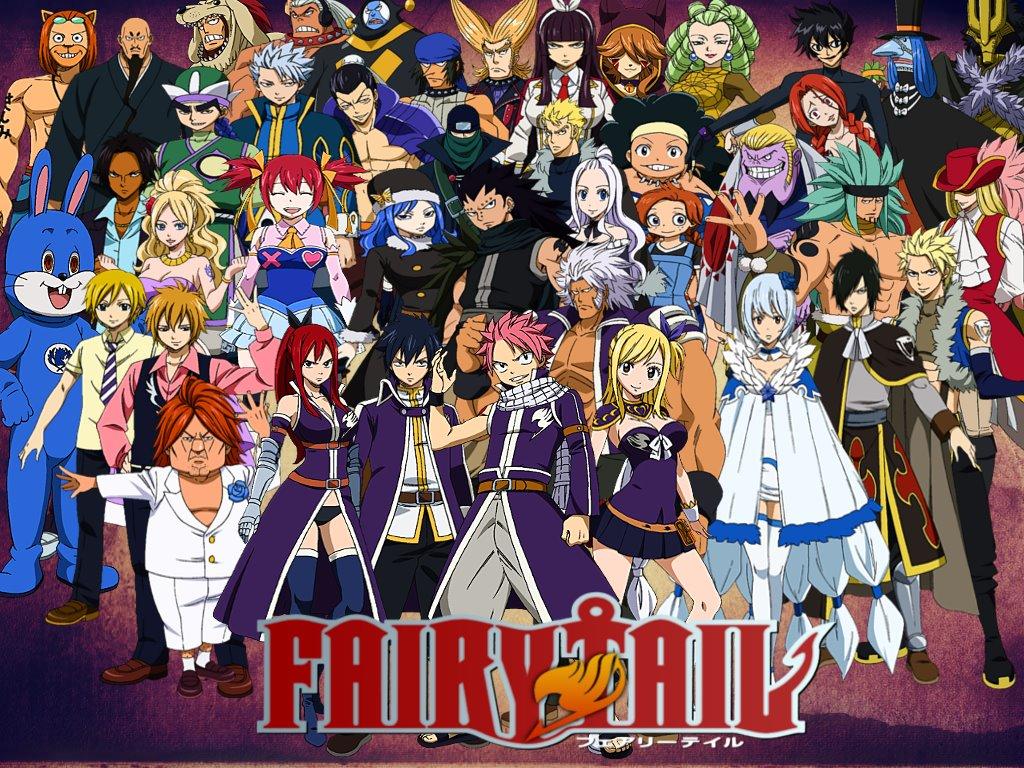 Comics Wallpaper: Fairy Tail