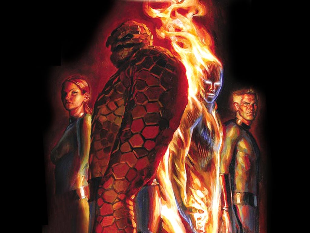 Comics Wallpaper: Fantastic Four