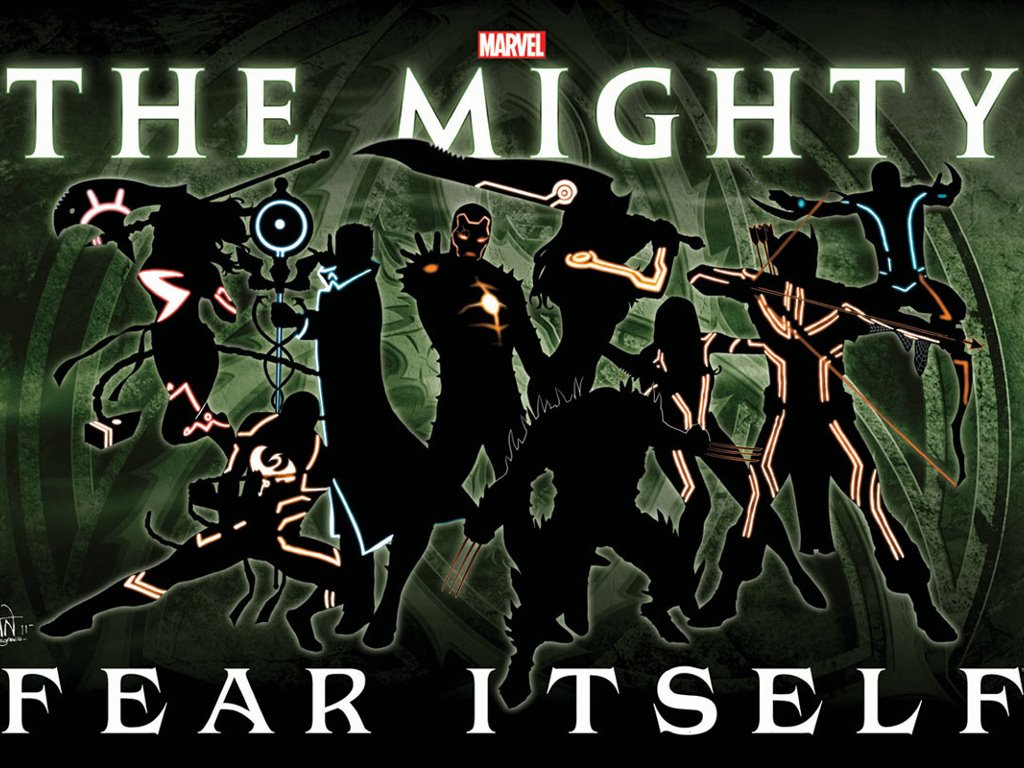 Comics Wallpaper: Fear Itself - The Mighty