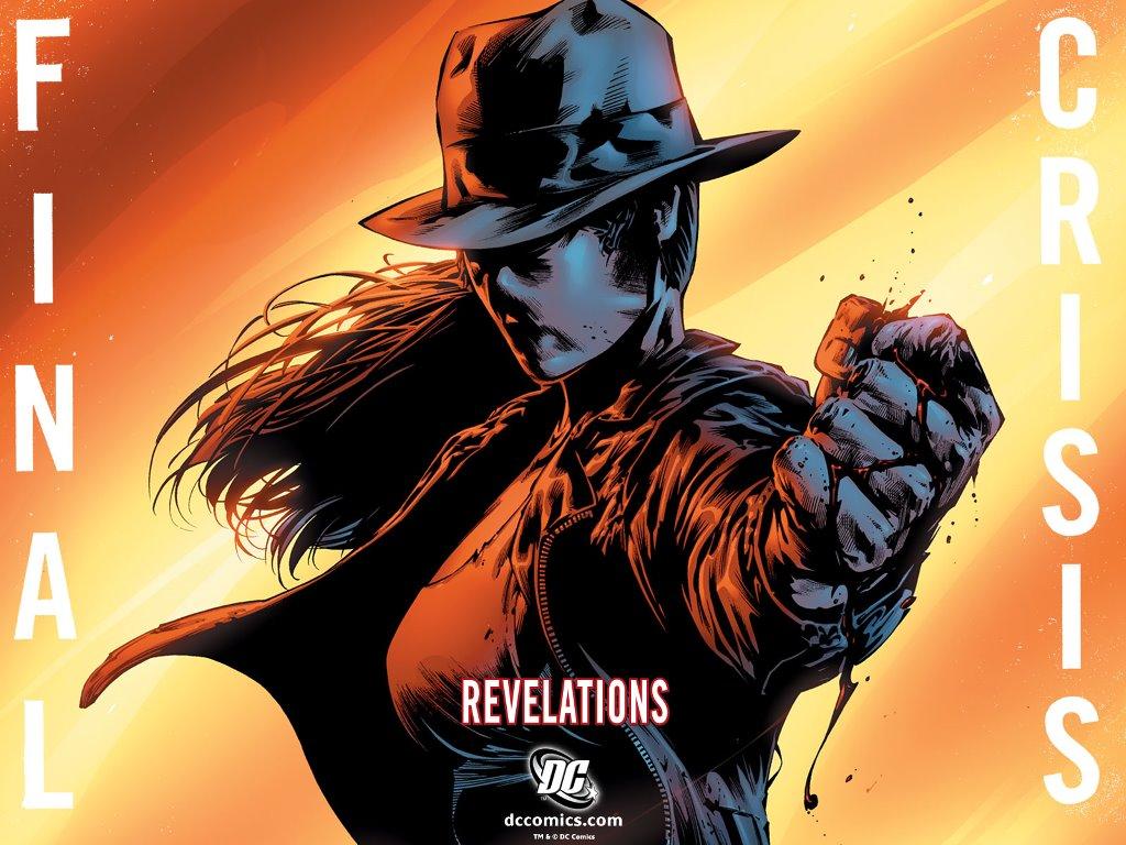 Comics Wallpaper: Question - Final Crisis
