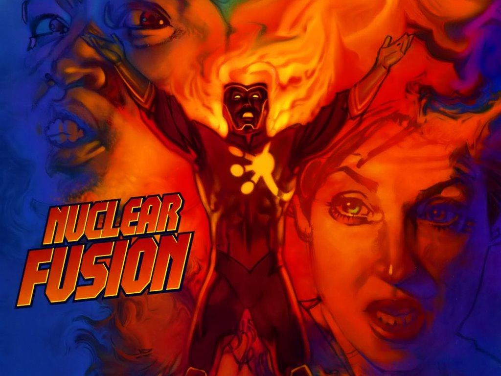 Comics Wallpaper: Firestorm