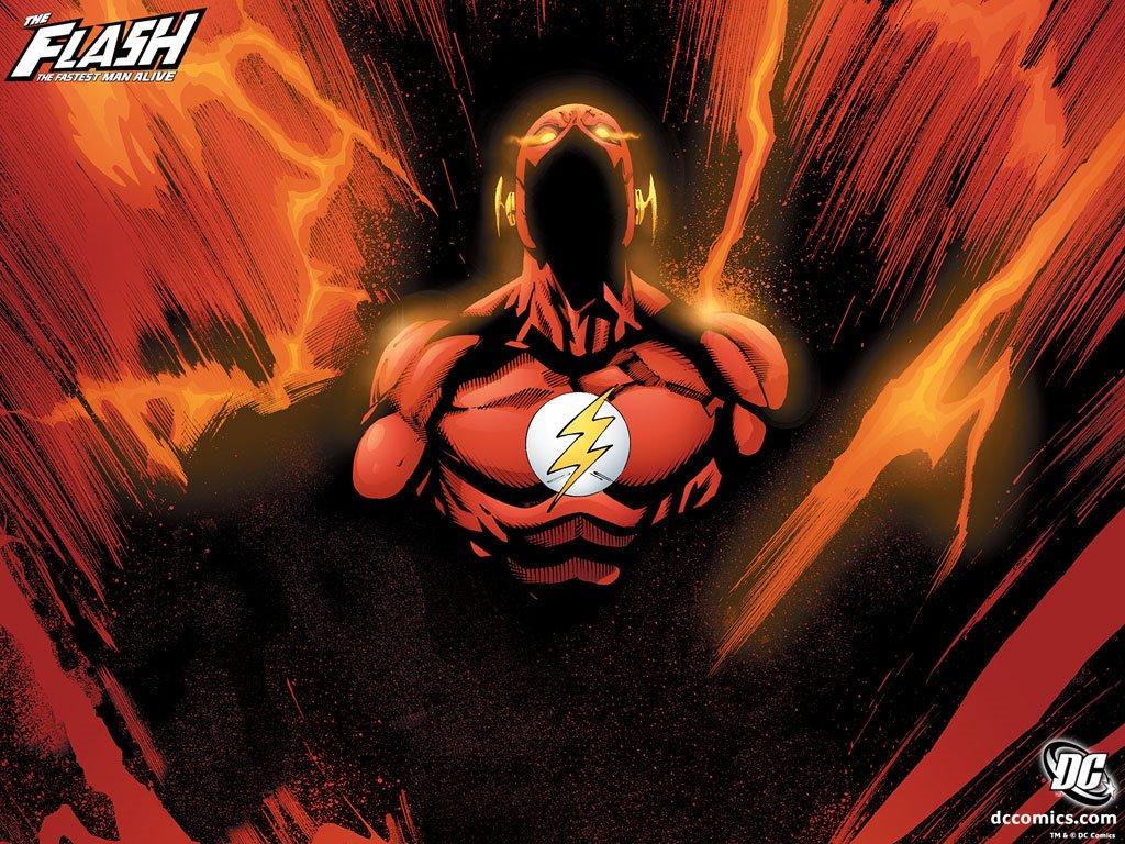 Comics Wallpaper: The Flash