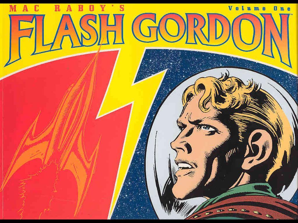 Comics Wallpaper: Flash Gordon