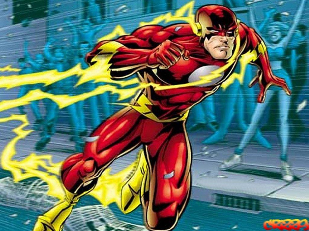 Comics Wallpaper: Flash