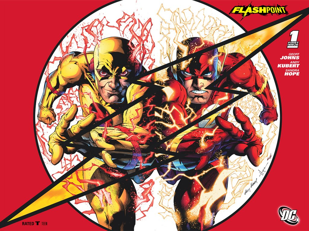 Comics Wallpaper: Flashpoint