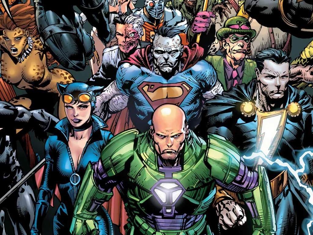 Comics Wallpaper: Forever Evil