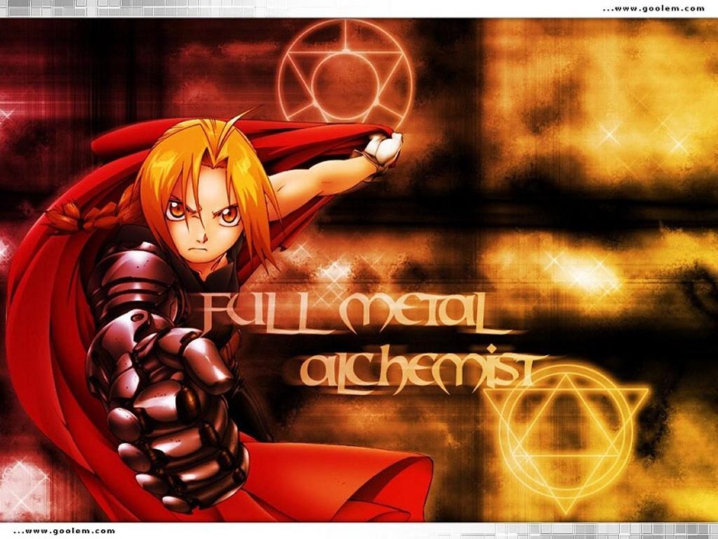 Comics Wallpaper: Full Metal Alchemist