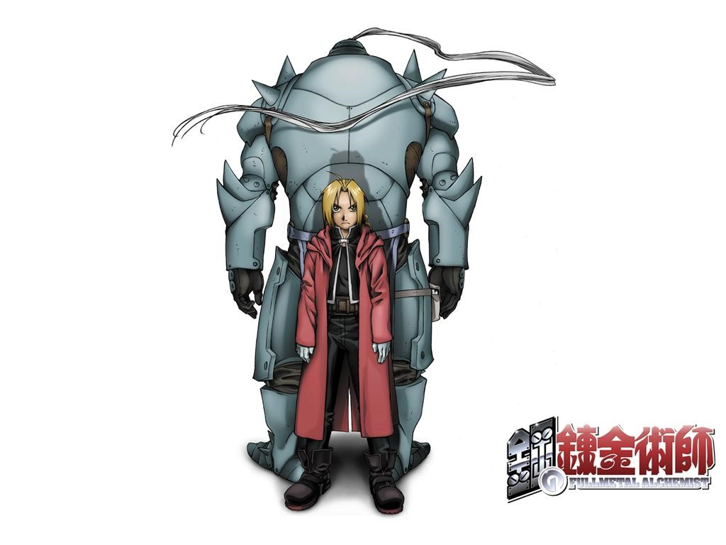 Comics Wallpaper: Fullmetal Alchemist