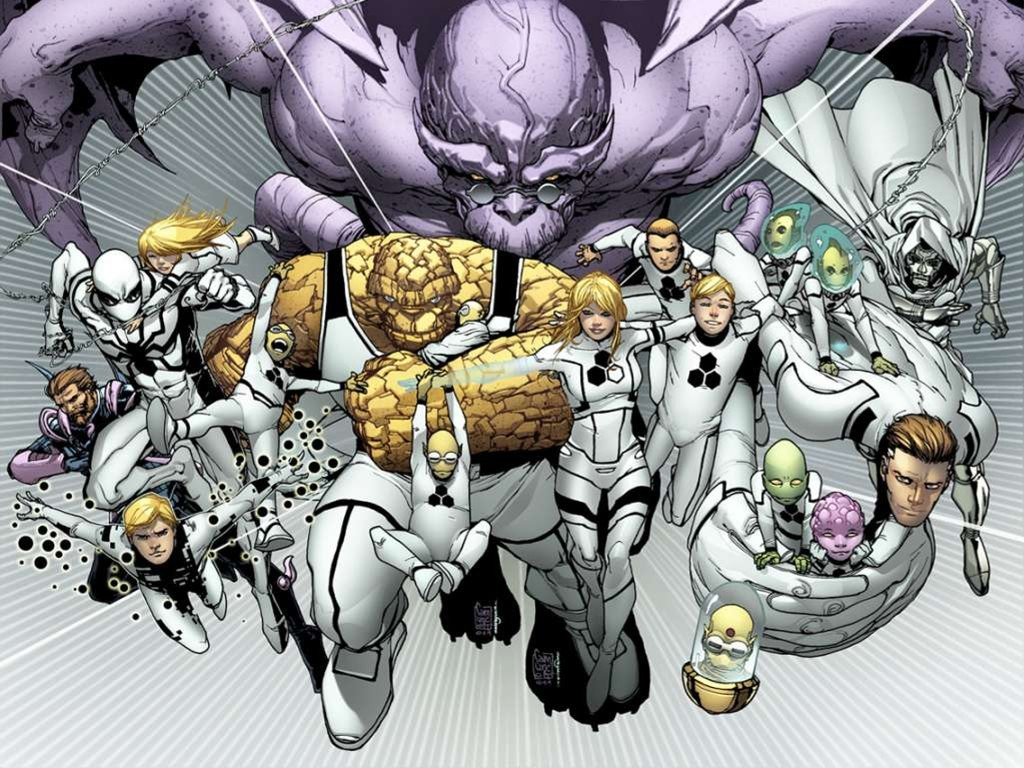 Comics Wallpaper: Future Foundation