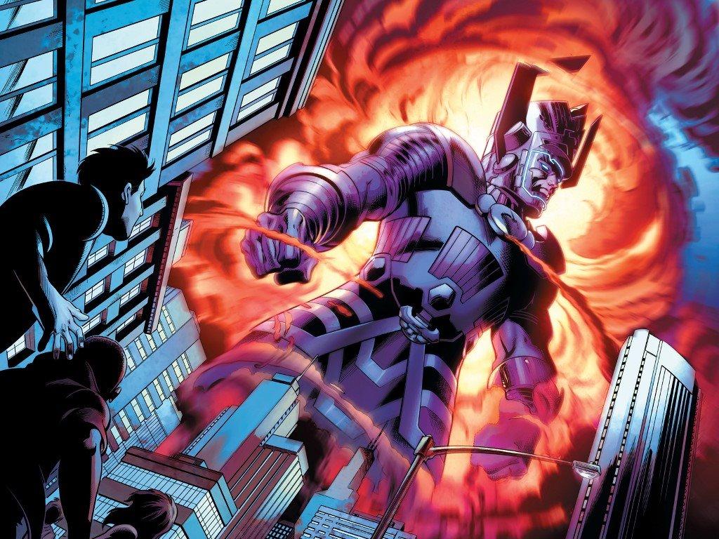 Comics Wallpaper: Galactus - Cataclysm