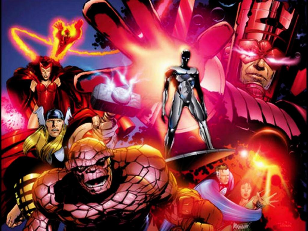 Comics Wallpaper: Galactus