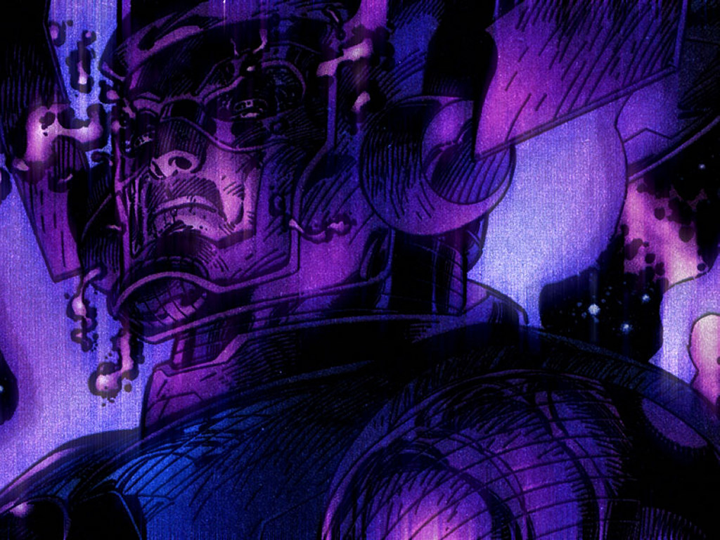Comics Wallpaper: Galactus