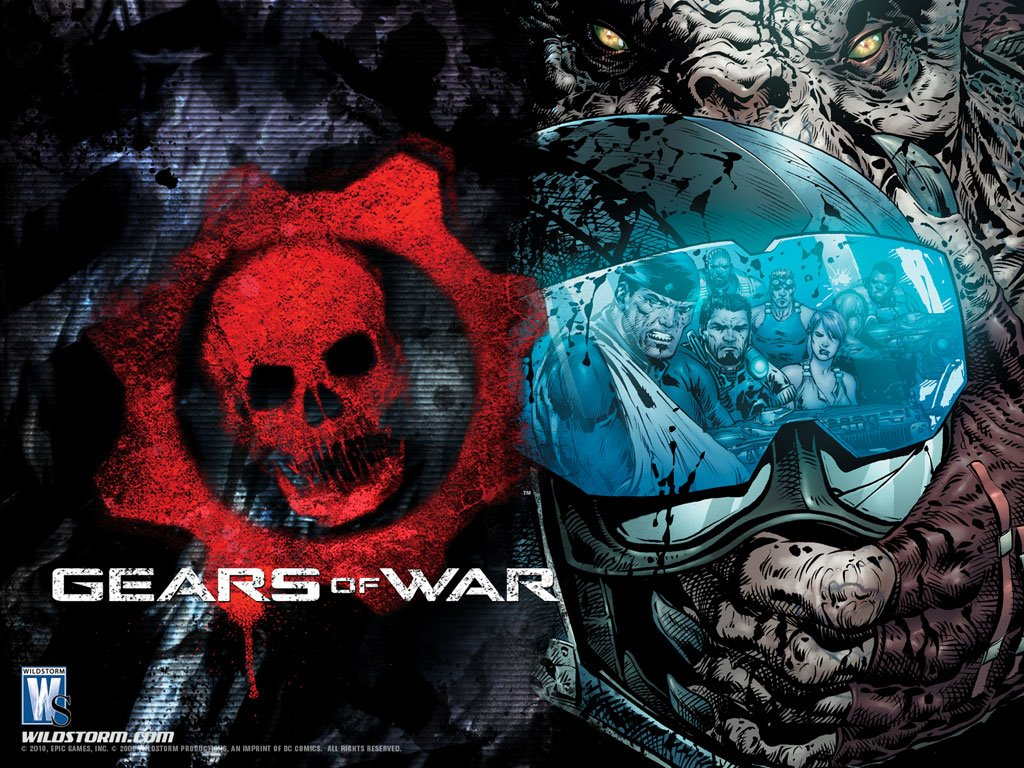 Comics Wallpaper: Gears of Wars