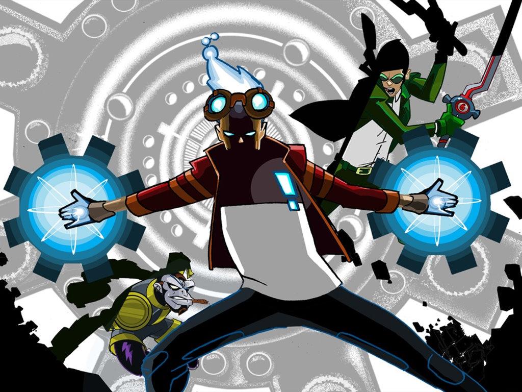 Comics Wallpaper: Generator Rex