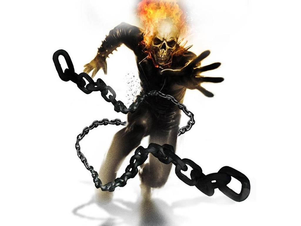 Comics Wallpaper: Ghost Rider