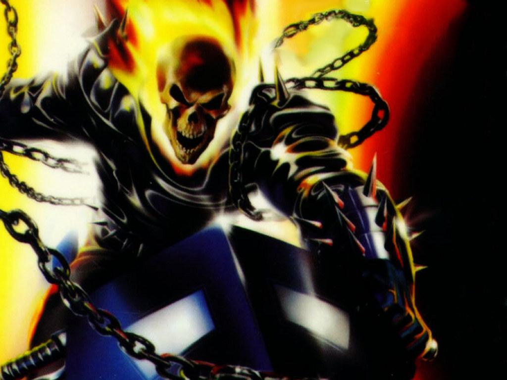 Comics Wallpaper: Ghost Rider