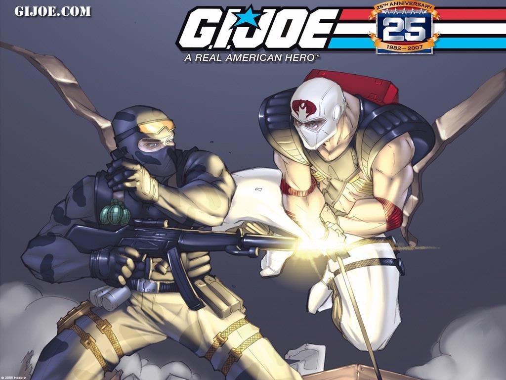 Comics Wallpaper: G.I. Joe
