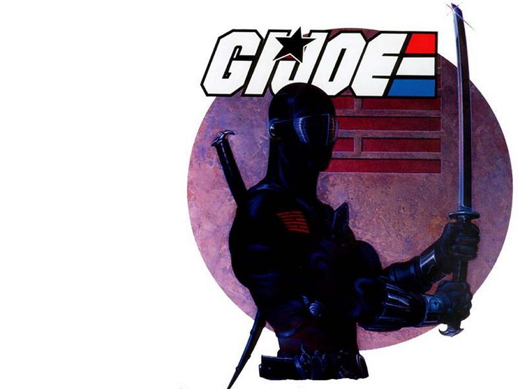 Comics Wallpaper: GI Joe - Snake Eyes
