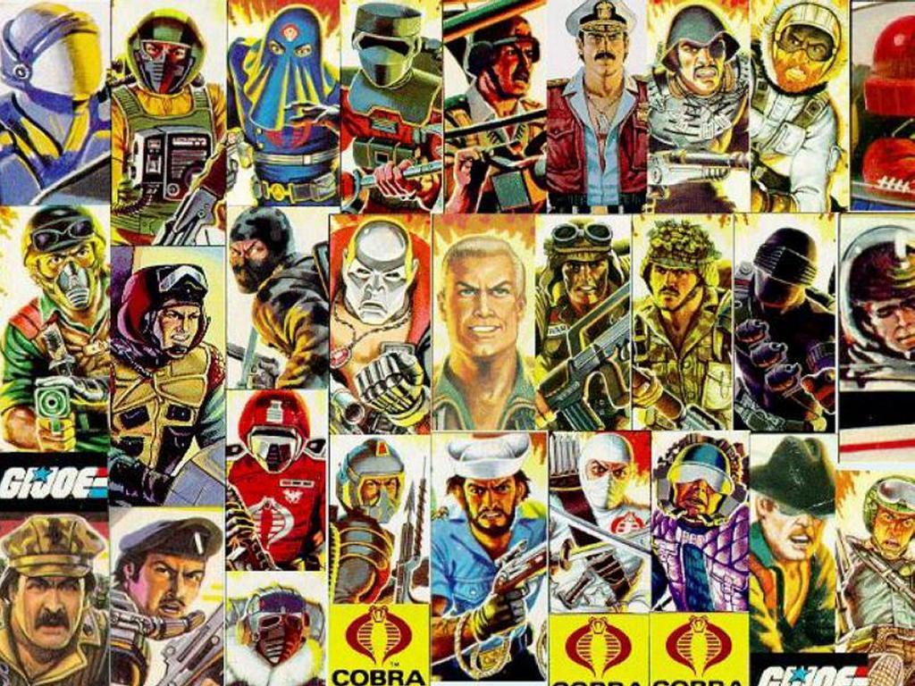 Comics Wallpaper: GI Joe